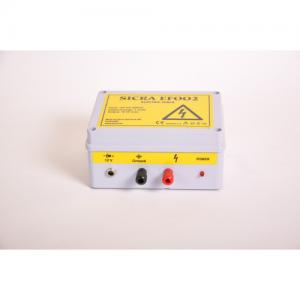 DUO EF002 villanypásztor készülék Adapterrel és akkucsatlakozóval
