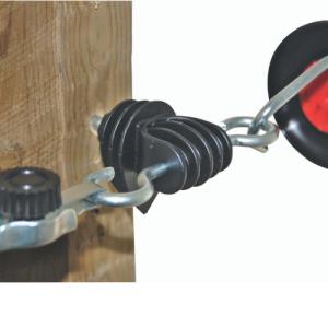 Erősített facsavaros kapuszigetelő, fix