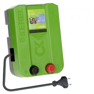 KERBL TITAN N 3800 villanypásztor készülék 230 V – 3,8 J