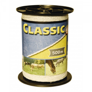 Vp.Vezeték Classic fehér 500m 6×0,2 mm