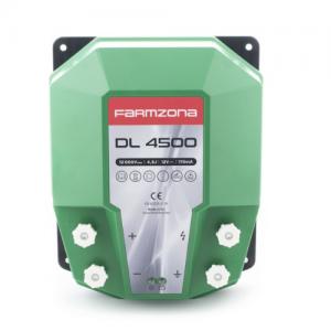 DL 4500 villanypásztor készülék, 12 V/230V 4,5 Joule