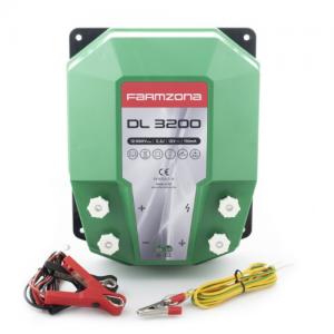 DL 3200 villanypásztor készülék, 12 V/230V, 3,2 Joule