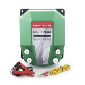 DL 7200, DUO 12V/230V, 7,2J, villanypásztor készülék