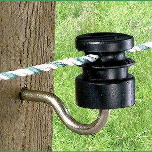 Facsavaros villanypásztor szigetelő vezetékekhez,
